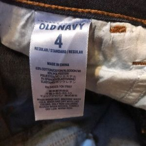 Old Navy Jeans - Old navy rock star skinny jeans